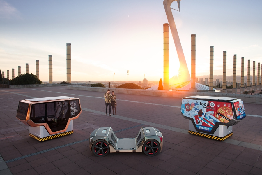 Rinspeed AG - Creative think tank for the automotive industry  Where