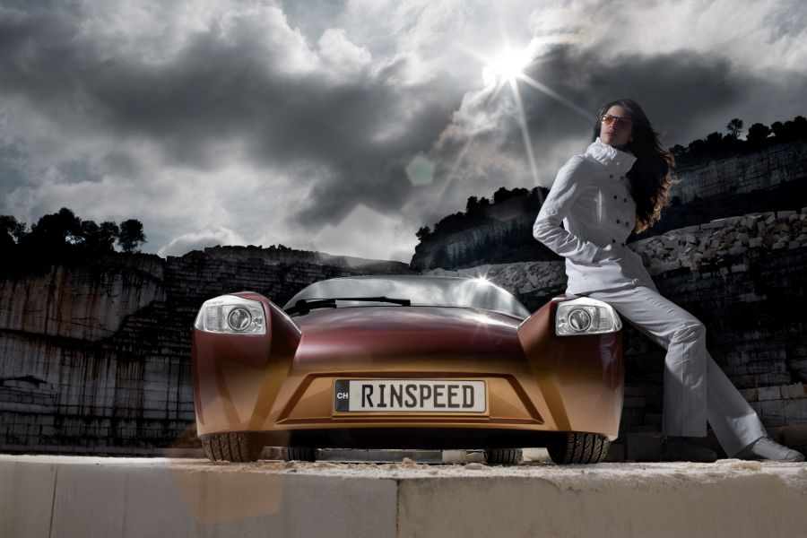 Rinspeed Ag Creative Think Tank For The Automotive Industry Where
